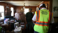 WSP USA Inspection FEMA House Inspections, Hurricane Florence