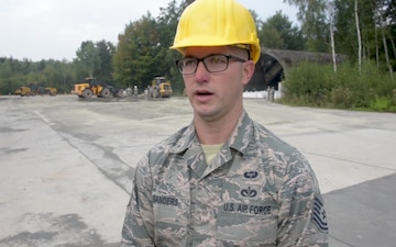 Pavement and equipment troops train at Silver Flag exercise