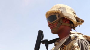 FAST Marines, Egyptian Rangers Conduct Embassy Security Training