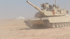 Task Force Spartan Soldiers Combine with Egyptian, Greek Armed Forces for Bright Star 18 CALFEX