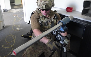 147th Explosive Ordnance Disposal Trains at Silver Flag Exercise