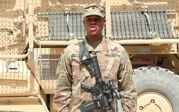 Spc. Murray Mckitty Florida State University Shout Out
