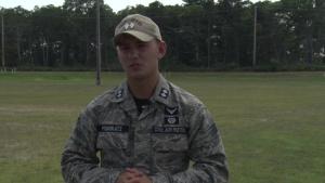 Civil Air Patrol cadet interviews