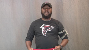 Atlanta Falcons- Terrance Clark