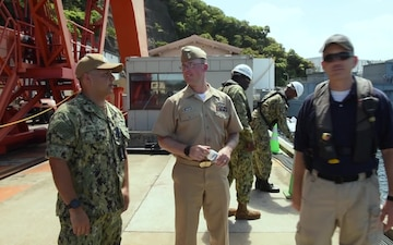 Mission Viejo Native Serves at Submarine Group 7