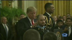 Former Army Medic Receives Medal of Honor for Valor in Afghanistan