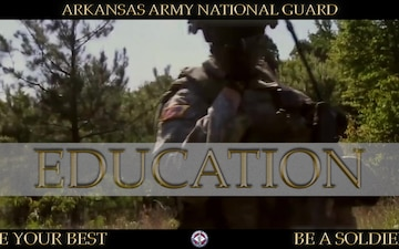 Be Your Best - Be A Soldier: Education