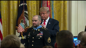 Former Green Beret Receives Medal of Honor