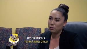 Airman Spotlight: Kristin Hancock