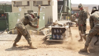 I Marine Expeditionary Force Support Battalion Field Exercise