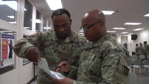 Dynamic duo enhances Army Reserve readiness