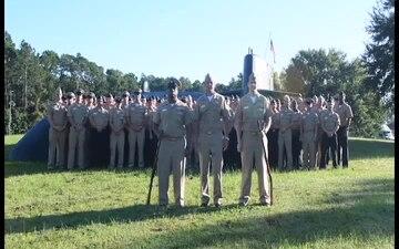 USS West Virginia Mountaineers Shoutout