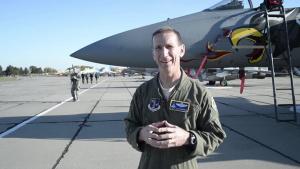 144th FW F-15Cs Make Historic Landing in Ukraine