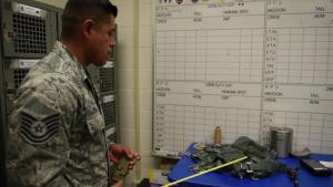 AFE B-Roll During Bomber Task Force
