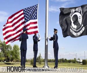 POW/MIA Remembrance