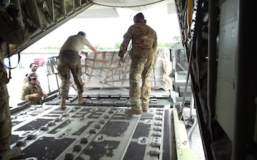 75th EAS Provides Cargo Transportation