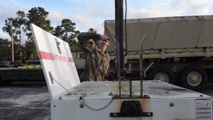 868th Engineers prepare for Hurricane Michael