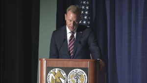 Deputy Defense Secretary Speaks at AUSA Exposition