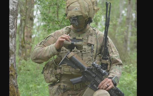 AUSA 2018 Warriors Corner #18 Modernizing the Tip of the Spear: A Lethal, Modern Force, Ready for Dynamic Threats