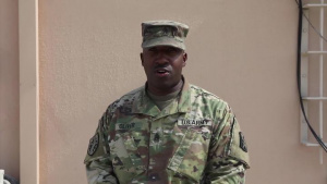 CSM Damon Oliver-578th BEB-Army v. Navy Game Shout Out-Watch Stadium