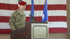 Special Warfare Training Wing Activation Highlights Short
