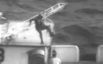 Coast Guard medevacs fisherman off Maui
