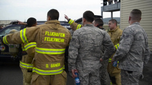 Fire Prevention Week 2018 on Ramstein AB