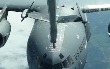 KC-10 Refuel C-17 pt 2
