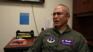 Major Frederick Marquinez: Cancer Research Project Interview