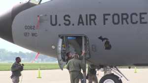 127th Air Refueling Group Readiness Exercise