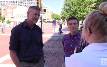 USACE Fort Worth District Man on the Street: Disaster Preparedness Part I