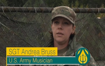 Meet Your Army SGT Andrea Bruss