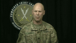 OIR Spokesman Discusses Iraq, Syria Operations