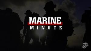 Marine Minute, October 16, 2018