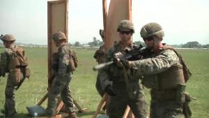 Infantry Spotlight