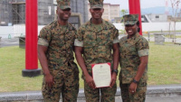 An MCAS Iwakuni Staff Sergeant Sets the Example for What it Takes to be a Marine (Package/Pkg)