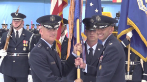 11th Wing Change of Command