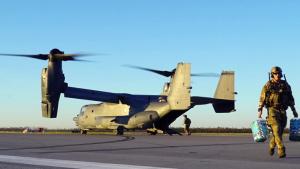 Air Force senior leaders tour Tyndall Air Force Base