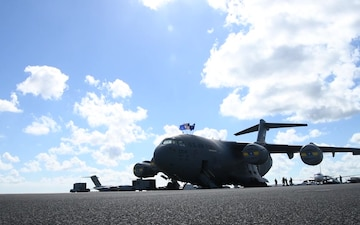 Experience America trip comes to Joint Base Charleston
