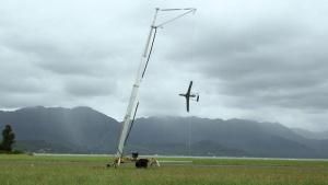 RQ-21A Blackjack's first Hawaii flight