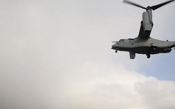 24th MEU Air Assault Exercise at Keflavik Air Base, Iceland