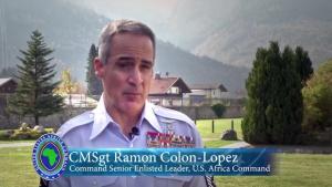 Chief Master Sgt.  Colon-Lopez