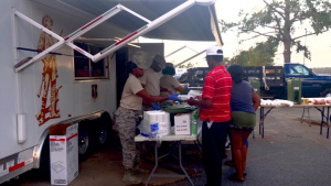 116th ACW Airmen support Hurricane Michael relief in Miller County