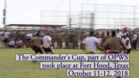 Fort Hood Commander's Cup 2018