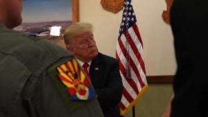 Trump Visits Luke Air Force Base