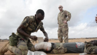 Advanced Combat Medical First Aid Course Culmination
