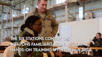 Ability to Survive and Operate Training