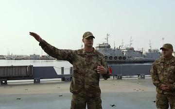 LCU-2027 Vessel Master Explains the Rules
