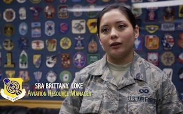 Airman Spotlight: SrA Brittany Loke