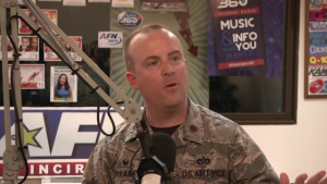39th CES Commander speaks about intent based leadership and extreme ownership